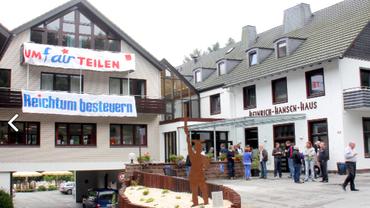 Institut für Bildung, Medien und Kunst, Heinrich-Hansen-Haus Lage-Hörste